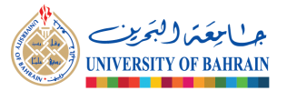 University of Bahrain Logo